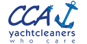 Logo CCA Yachtcleaners